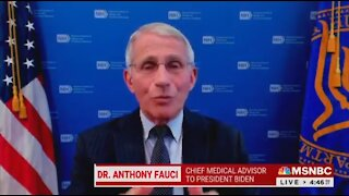 Fauci Defends His Emails: They Were Result of Shifting Science
