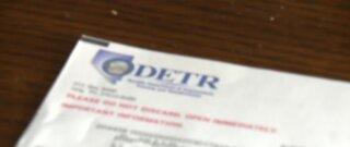 DETR unemployment fraud