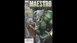 Maestro -- Issue 3 (2020, Marvel Comics) Review