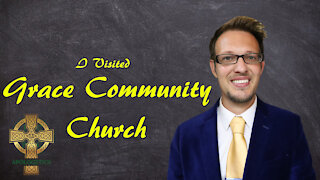 Visiting Grace Community Church!