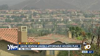 Gavin Newsom talks housing, slams gas tax repeal