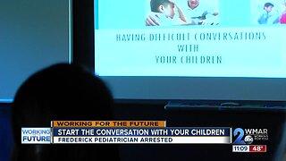 Frederick pediatrician arrest sparks community discussion