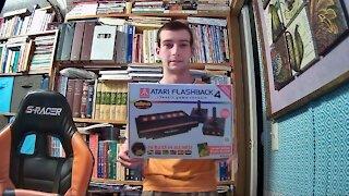 JG play Atari flashback 4 after many years