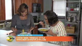 Recipes for life – Cooking Chow Mein Trinidad style