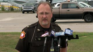 Update from Sheboygan officials after plane crash.