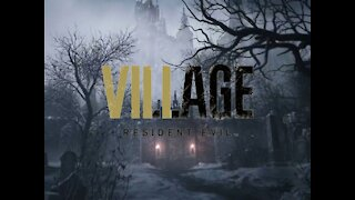 Resident Evil Village Relaxing Music ONE HOUR Title Screen