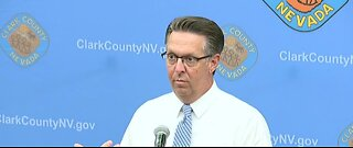 Clark County Officials give update on COVID-19