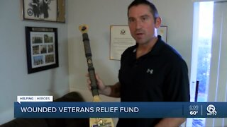 Wounded Veterans Relief Fund helping veterans facing tough times