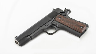 Pocket Friendly Springfield Armory 1911 Project Part 1.5 #957