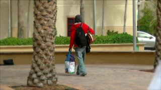 5 facts about elderly homeless population in Palm Beach County