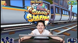 Subway Surfers: Android & iOS Game For Kids