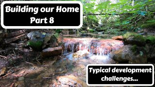 Building New Home on Raw Land (Part 8)
