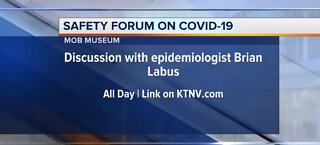 Safety forum on COVID-19
