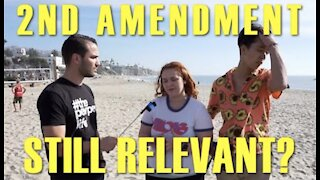 Is The Second Amendment Still Relevant?