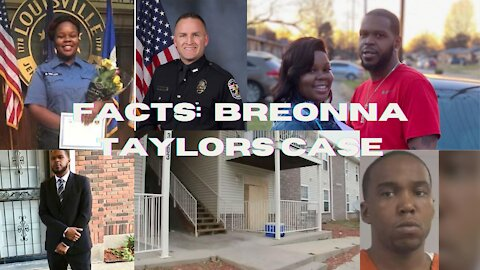 Breonna Taylor's Case is JUSTIFIED