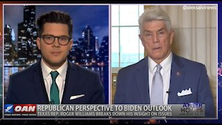 After Hours - OANN Biden Border Disaster with Rep. Roger Williams