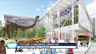 Milwaukee Public Museum planning for new buidling