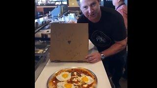 Pitch Pizza anniversary