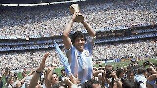 Argentine Soccer Legend Diego Maradona Dies At 60
