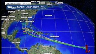 South Florida keeps watchful eye on tropical wave in Atlantic Ocean