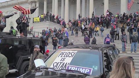 Jan 6 2021 Capitol Riot Coverage Part 2 (720p)