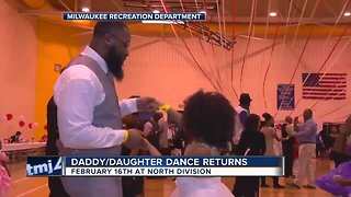 Milwaukee's daddy/daughter dance returns