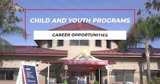 Family Child Care, Child Development Center hiring notice