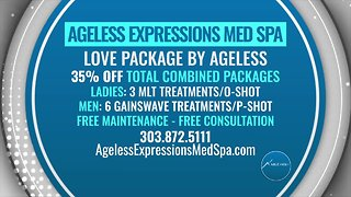Ageless Expressions MedSpa - Give the Gift of Feeling 20 Years Younger!