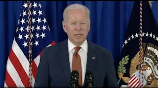 UNAMERICAN - Biden's Response to Being Cornered on Dr. Fauci BREAKS THE INTERNET