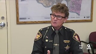 Officials: Vehicle, gun stolen from HamCo. Sheriff's driveway