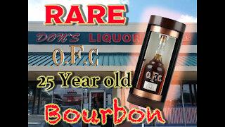 RARE Buffalo Trace 25 Year O.F.C Bourbon Found at Don's Liquors