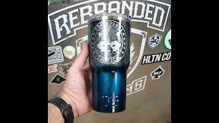 Custom Powder Coated RTIC Cup