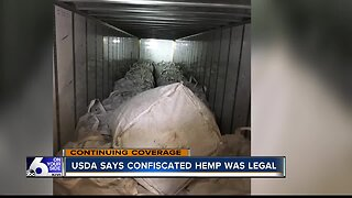 Secretary of Agriculture disagrees with Idaho on hemp bust