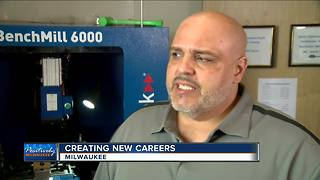 Positively Milwaukee: Creating New Careers