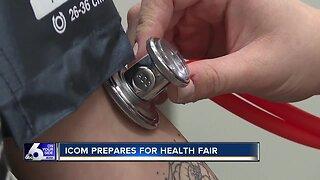 ICOM preparing for first community health fair