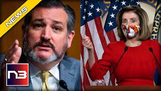 OMG! Ted Cruz Just EXPOSED Nancy Pelosi's BIGGEST Power Grab Yet
