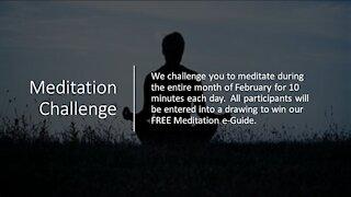 A Meditation Challenge