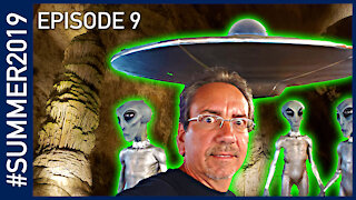 New Mexico: Caverns and UFOs - #SUMMER2019 Episode 9