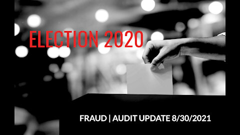 Its about the 2020 US Election FRAUD | Trump Plan Forward