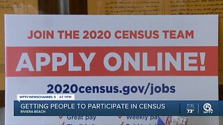Riviera Beach urges residents to complete U.S. Census, community survey
