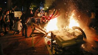 Who is sowing chaos at the George Floyd protests?
