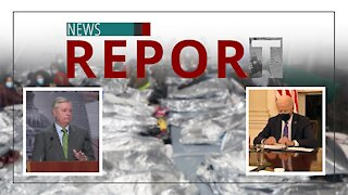 Catholic — News Report — Border Ultimatum