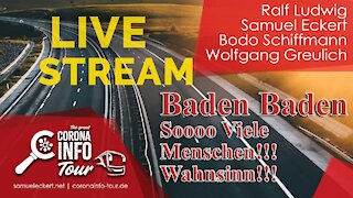 Baden Baden Live - Soooo Viele Menschen!!! Wahnsinn!!!