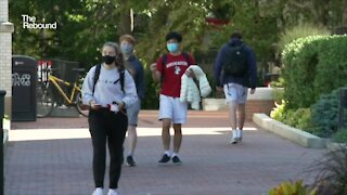 The Rebound: Pandemic's impact on college students
