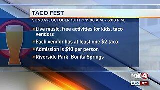 Taco Fest Bonita Springs
