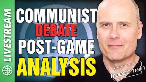 Stefan Molyneux vs 2 Communists! Freedomain Debate Analysis