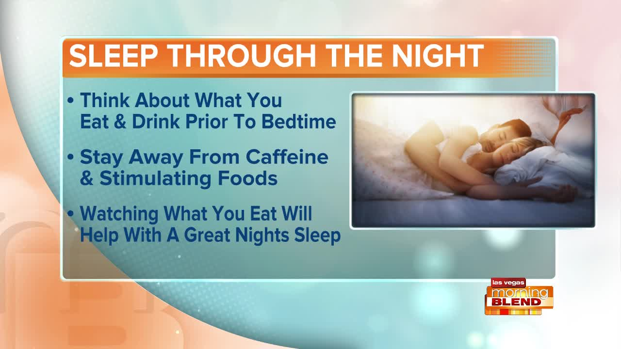 SLEEP TIP OF THE DAY: Preparing For a Full Night's Sleep