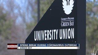 How coronavirus could impact college students' spring break plans