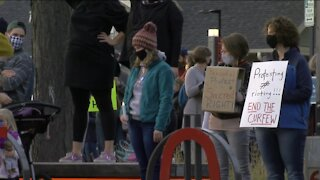 Fifth night of protests in Wauwatosa