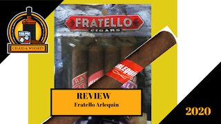 Fratello Arlequin Cigar Review 004